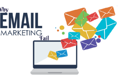 Why Email Marketing Fail