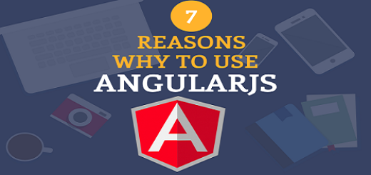 Why to use angularjs Infographic